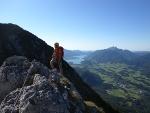 Klettersteigset Gigasport : Neu: klettersteig katrin mit spektakulären seen blicken